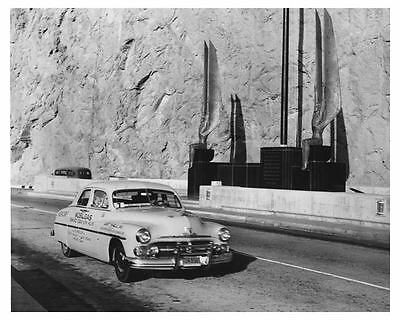 1950 Lincoln Mercury Mobil Economy Run Grand Canyon Factory Photo ch6853