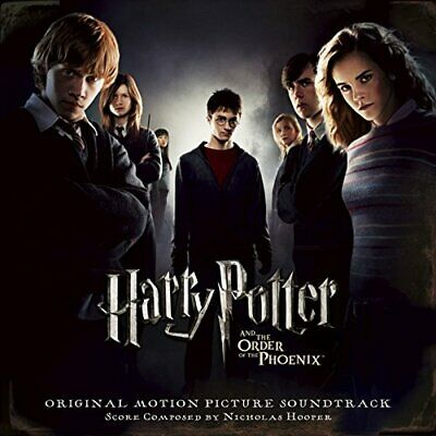 Harry Potter And The Order Of The Phoenix OST (NEW CD)