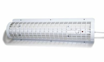 Hylite 55W Tubular Eco Tube Heater With Built In Stat & Protective Wire Guard
