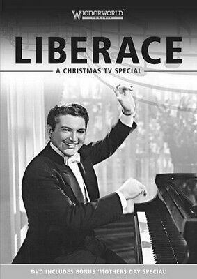 Liberace - A Christmas TV Special (NEW DVD)