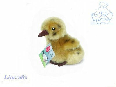 Gull Chick Plush Soft Toy Bird by Teddy Hermann Collection 94134