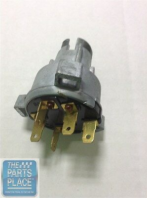 1966-67 GM Cars Ignition Switch