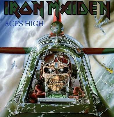 Iron Maiden - Aces High NEW 7""