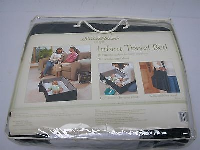 "Eddie Bauer Infant Travel Bed ~ Mint In Package, Never Used!  19"" X 30"""