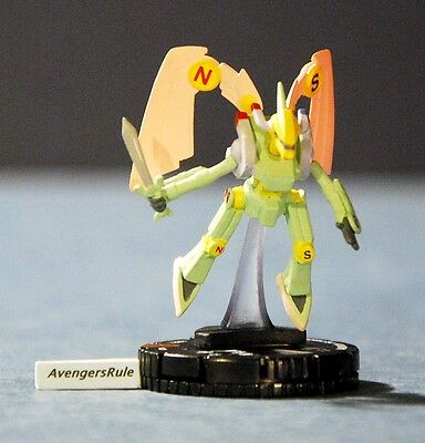 Yu-Gi-Oh! Heroclix Series 2 020 Valkyrion The Magna Warrior