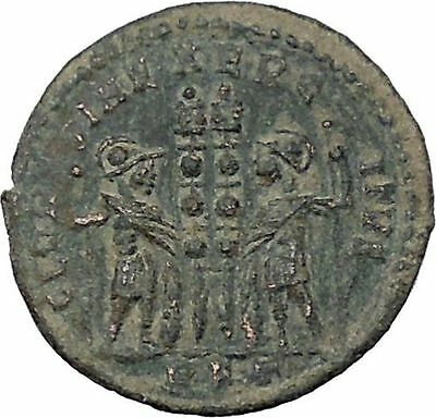 CONSTANTIUS II Constantine the Great son Ancient Roman Coin Rome mint   i47009