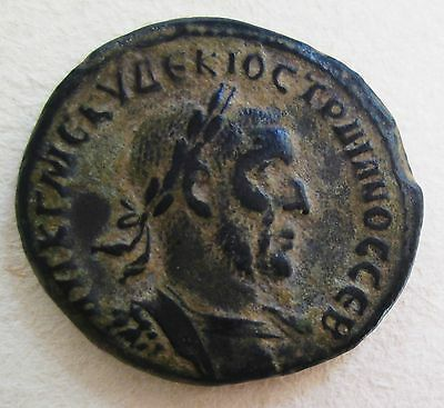 Trajan 249-251 Ad Tetradrachm Archaeology Ancient Roman Coin
