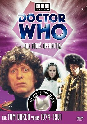 Doctor Who: The Ribos Operation (Story 98) (The Key to Time Series, Part 1) NEW!