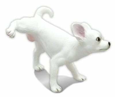 Kitan Club Marking Dog Puppy Petit Figure Collection Part2 Chihuahua White