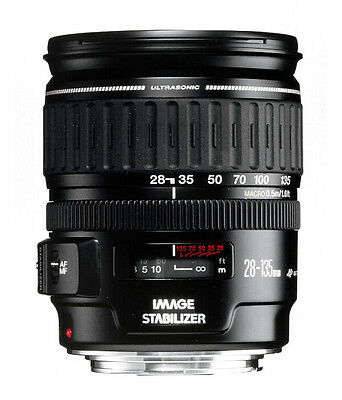 Canon EF 28-135mm f/3.5-5.6 IS USM for Canon Super Telephoto Lenses New
