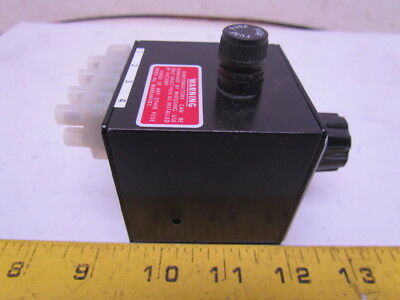 PAYNE 36TBP-1-5 Variable Transformer Solid State Powercontrol 120V 1PH 5 A