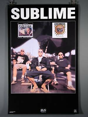 """""""Sublime"""" Bradley Nowell, Excellent Condition Poster!"""