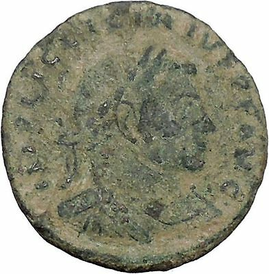 Licinius I Constantine The Great enemy 313AD Ancient Roman Coin Jupiter  i47036