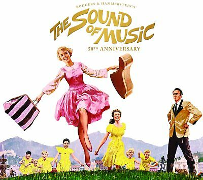 The Sound Of Music (Legacy Edition) - 50th Anniversary Edition (NEW CD)