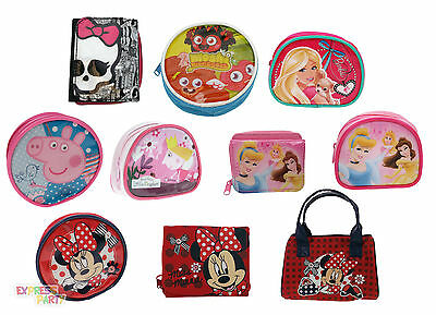 Girls Childrens Character Purse Gift