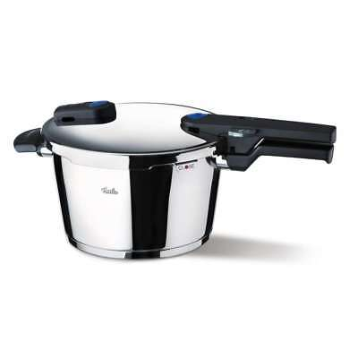 Fissler Vitaquick Pressure Cooker, Cooking Pot, Pot without Accessory, 4.5 ltr.