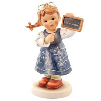 M.I. Hummel Figurines Teaching Time, HUM 2349, 12cm/4.75Inch, 2349017