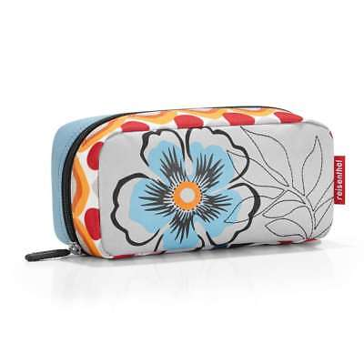 reisenthel Multicase, Toilet and Make Up Bag, Beautycase Special Edition Flower