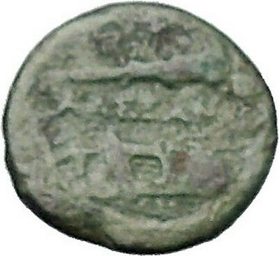 ALEXANDER III the GREAT 336BC RARE Quarter Unit Small Ancient Greek Coin i47312