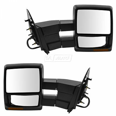 Towing Upgrade Mirror Power Heated Memory Signal Pair for Ford Expedition