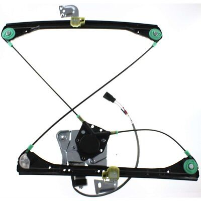 New Window Regulator Glass Front Driver Left Side with motor Olds Power LH Hand