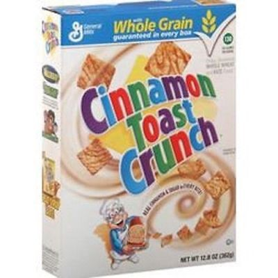 Cinnamon Toast Crunch Cereal 12.2 oz