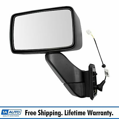 2007-2010 HUMMER H3 DRIVER SIDE POWER MIRROR LEFT NEW GM # 20836083