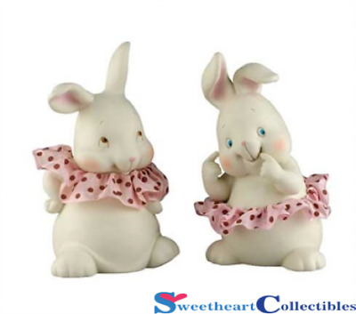 Department 56 Dottie Two Large Bunny Figurine 2012