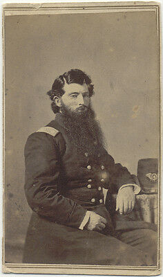 COLONEL JOHN D. RUST~8th MAINE INF.~ BVT. BRIG.GEN.