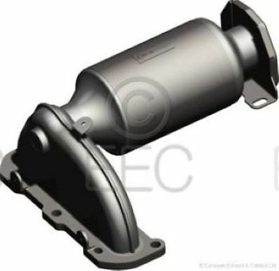 Type Approved Catalytic Converter - St6013T