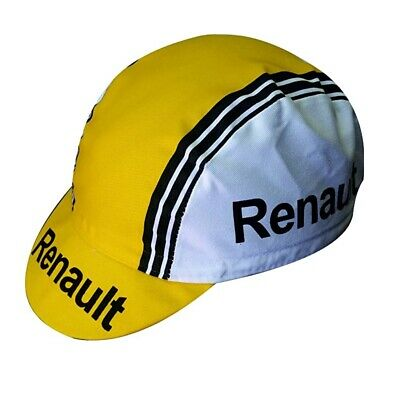 RENAULT GITANE RETRO CYCLING BIKE CAP - Vintage - Fixed Gear - Made in Italy