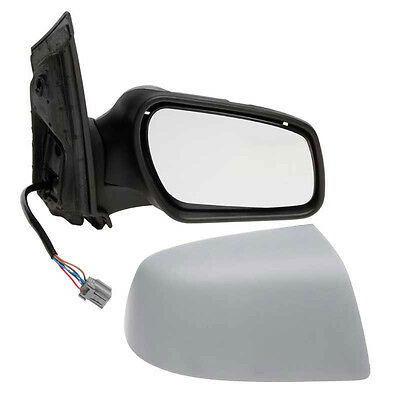 Ford Focus Mk2 2005-2008 Electric Primed Door Wing Mirror Drivers Side Right O/s