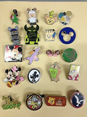 Disney Trading Pin Lot of 80, No Duplicates 100% Tradable Grab Bag #.1 SWW