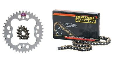 Renthal R4 Chain / Sprocket Kit 14T 41T for Yamaha Banshee 350 89-06