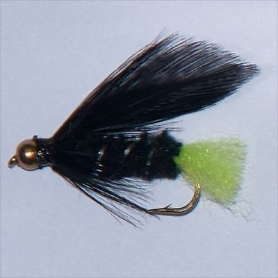6 Viva Gold Head Trout Fly fishing streamer lure flies by Dragonflies
