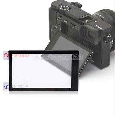 GGS Self-Adhesive Optical Glass LCD Screen Protector Guard for Sony Camera A6000