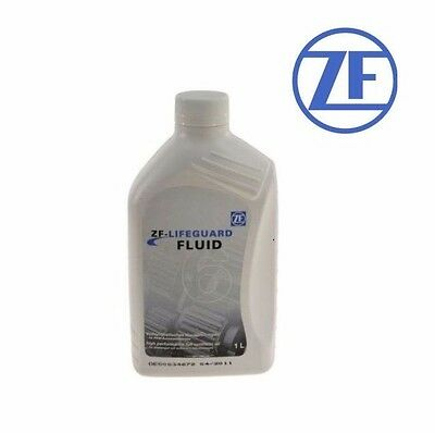 OEM ZF Lifeguard Automatic Transmission Fluid S671090255 New