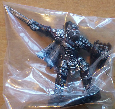 D&D Miniatures Dungeons & Dragons 64 Orc Eye of Gruumsh 31/40 Dangerous Delves