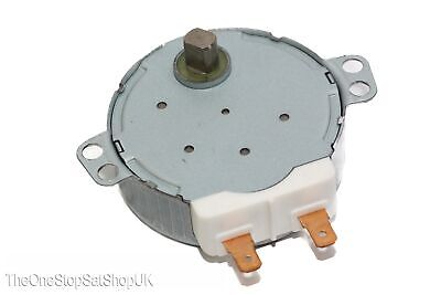 Sharp Microwave Turntable Motor Part Number RMOTDA255WRZZ