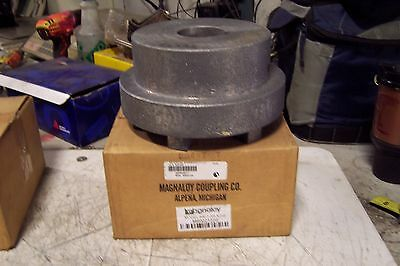 New Magnaloy 800 2-3/8 X 5/8 Flexible Drive Coupling