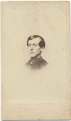 LT. HENRY S. BROWN ~ 18th NEW HAMPSHIRE INFANTRY