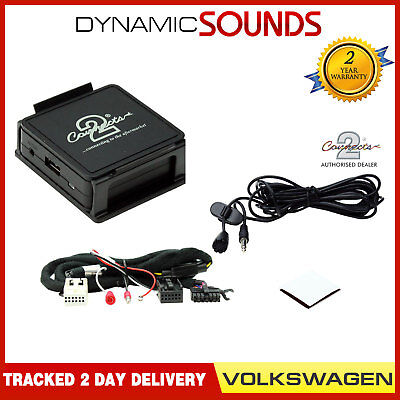 Connects 2 - CTAVGBT009 VW Golf MK5 Bluetooth Streaming Handsfree Box
