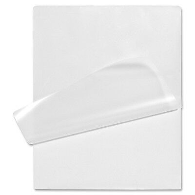"""100  Economy  Letter Size Laminating Pouches 10 MIL for 8.5 x 11"""" Sheets"""