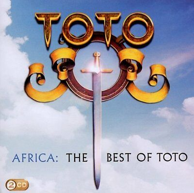 Toto - Africa: The Best Of Toto NEW CD