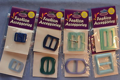 Assorted Buckles #3