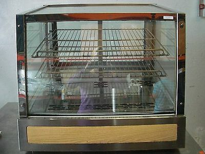 Used Refrigerated Square Glass Display Case
