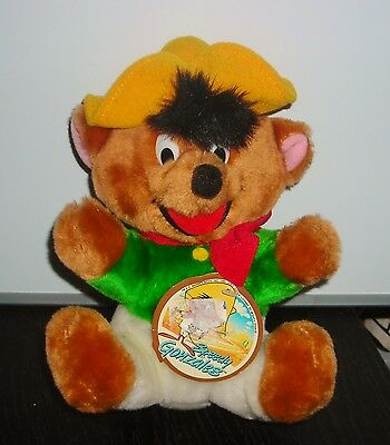 "Warner Brothers Speedy Gonzales Vintage 1991 9"" Plush Toy"