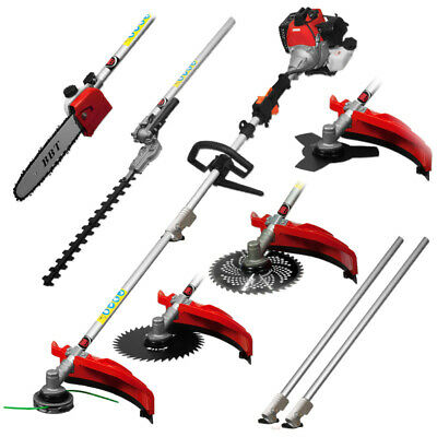 MULTI TOOL Pole Chainsaw Hedger Trimmer Pruner Brush Butter Line Trimmer BBT new