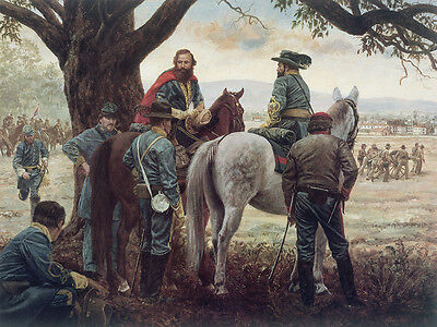 """""""The Homecoming"""" Don Stivers Civil War Signed Artist Proof Print"""