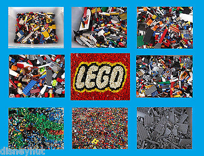 ☀️100 Pieces Of Brand New Lego Legos From Huge Bulk Lot Bricks Parts Random
